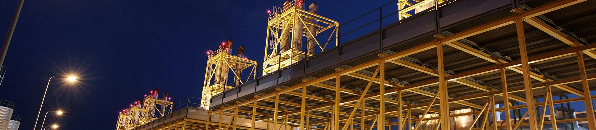 Gas conversion power plants