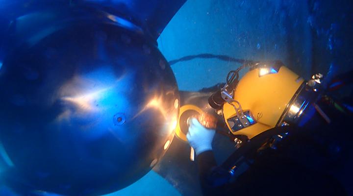Wartsila Underwater Services (formerly Trident)