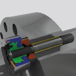 hydraulic bolts