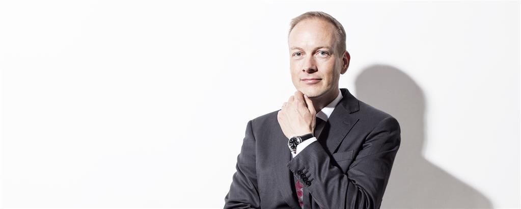 Ilari Kallio, CTO of the year in Finland, Wärtsilä Head of Engine Research and Development