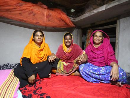Initiatives like these spell good news for residents in remote areas of Bangladesh, and help strengthen the country's thrust on renewable energy. Above all, it means more power to women.