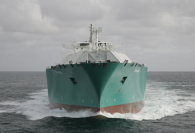 LNG tanker 2
