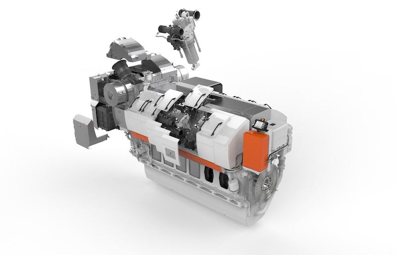 The Wärtsilä 31 is the most extensively validated engine ever released by Wärtsilä.