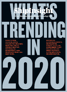 Ship Insight - whats trending in 2020