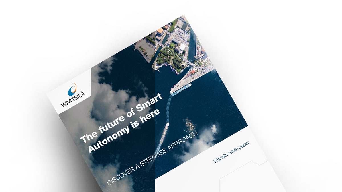 The Future of Smart Autonomy is here