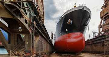wartsila-shaft-line-repair-vessel-dry-dock-repair-services