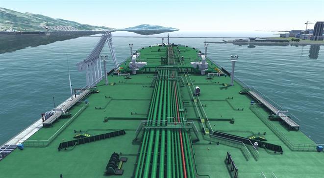 Wärtsilä Liquid Cargo Handling Simulators