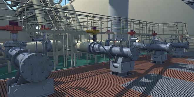 Wärtsilä Liquid Cargo Handling Simulators 2