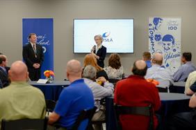 Ambassador of Finland to the US visited Wärtsilä in Houston