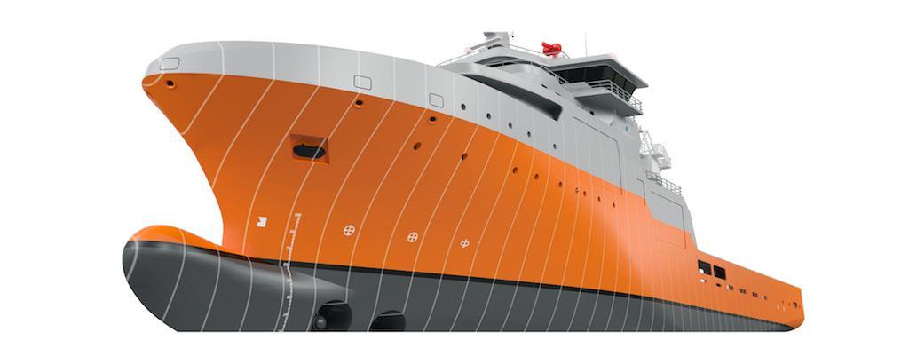 wartsila new headings in ship design