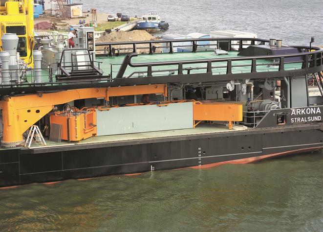 Oil spill response vessel ARKONA