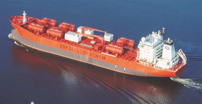 Chemical tanker BOW SUN