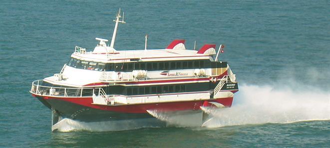 Hydrofoil, hydrofoil boat