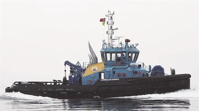 Terminal/escort tug LAMNALCO SANA'A