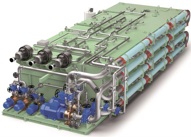 Membrane BioReactor (MBR)