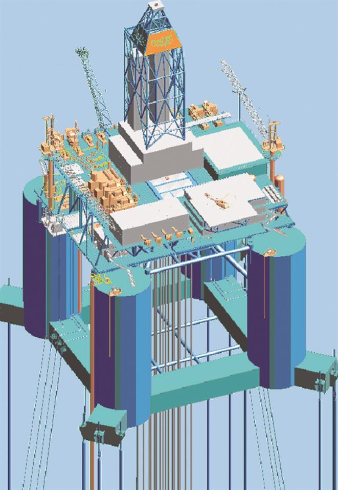OFFSHORE PRODUCTION AND STORAGE INSTALLATIONS