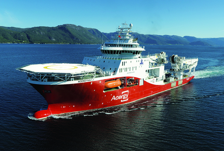 OFFSHORE SUPPORT VESSELS (OSVs)