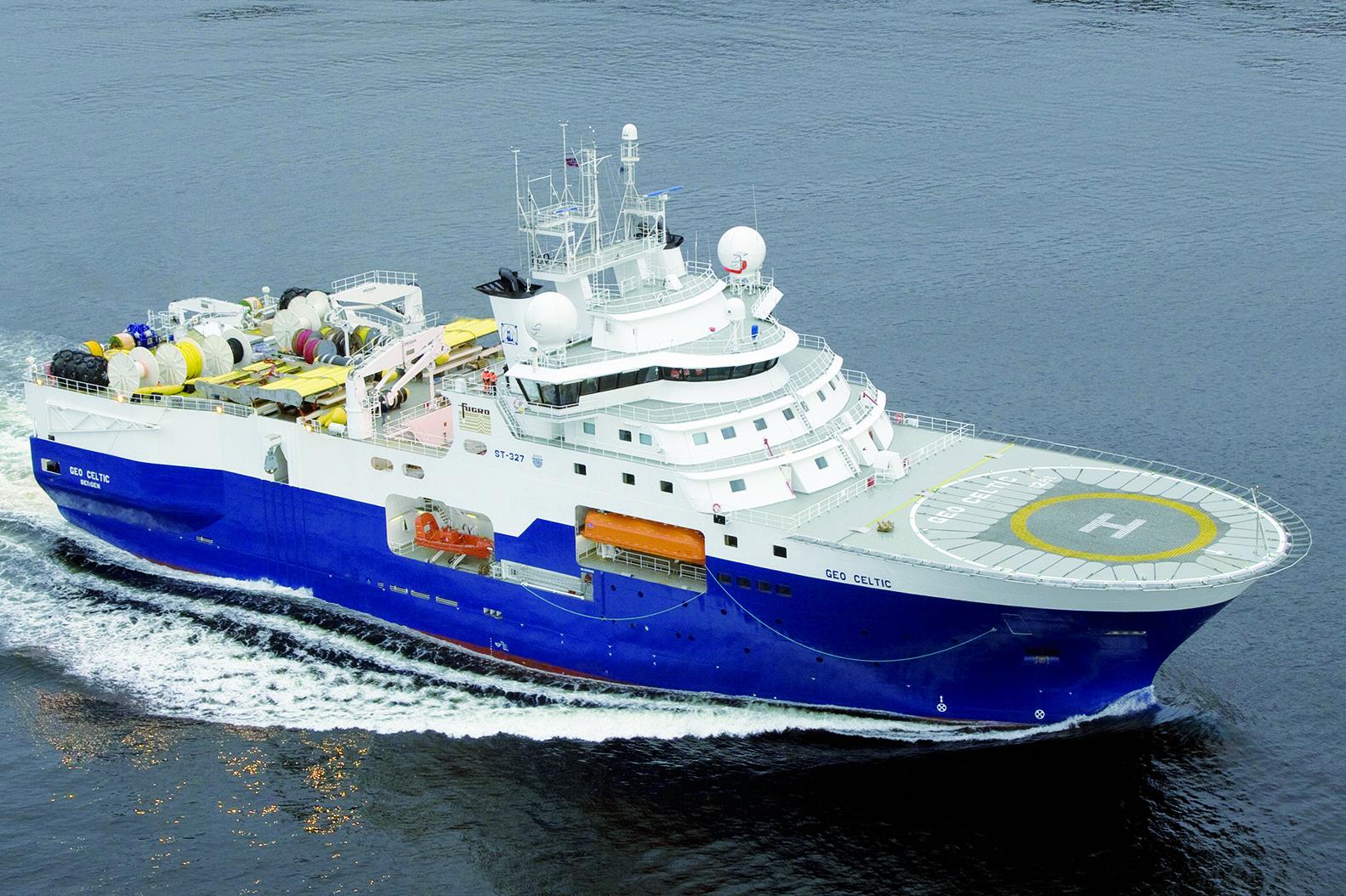 SEISMIC SHIPS