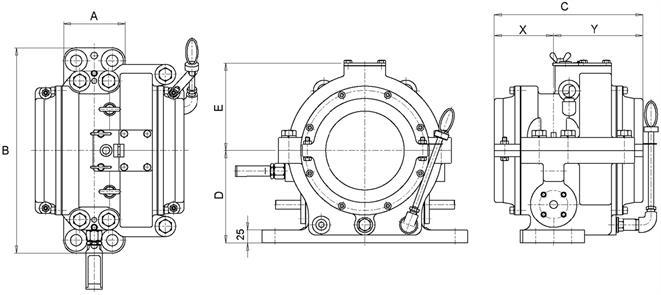 Shaft bearings