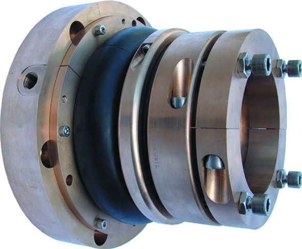 Sterntube seals, propeller shaft seals
