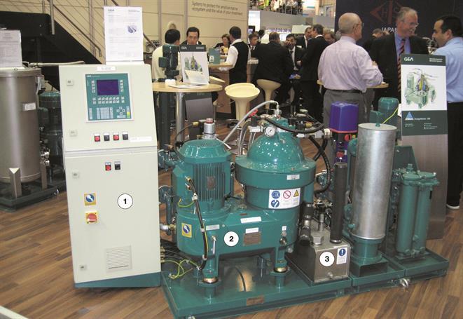 Fuel oil treatment