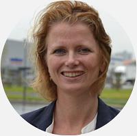 Moderator Hege Økland, NCE Maritime Clean Tech