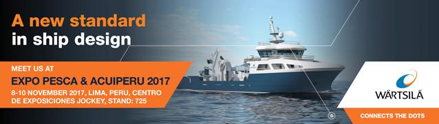 Wärtsilä at Expo Pesca and Acuiperu 2017 !