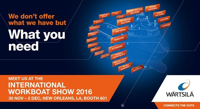 International Workboat Show 2016