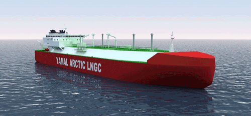 Altogether, Wärtsilä has been contracted within the past twelve months to supply 90 dual-fuel engines to fifteen of these Arc 7 ice-class LNG carriers for the Yamal project.