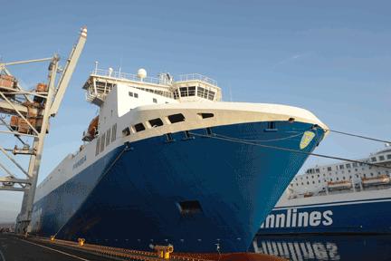 Finnlines selects Wärtsilä systems to reduce Baltic Sea environmental impact