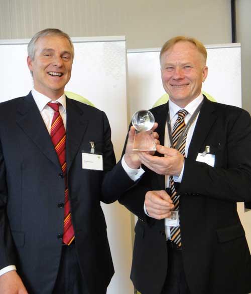 Wärtsilä Brand Hub: Wärtsilä And CEVA Logistics Receive Lean & Green Star