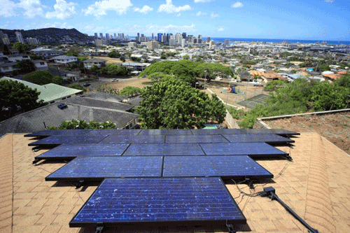 Solar PV in Hawaii