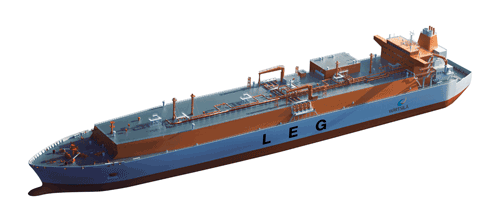 Wärtsilä's industry leading gas handling systems chosen for world's largest ethane carriers