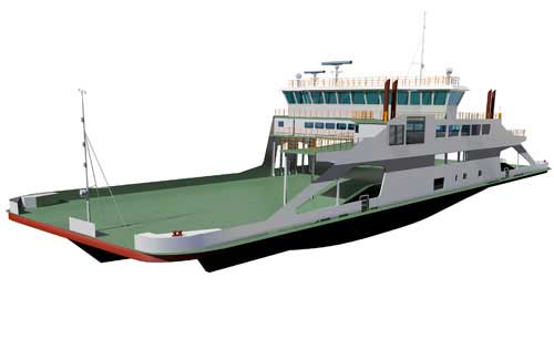 Wärtsilä's integrated solution selected for two environmentally advanced Canadian ferries