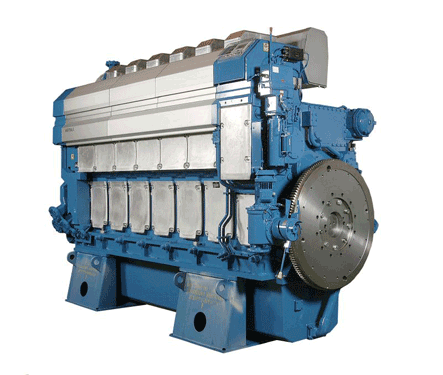 Wärtsilä 32 engine