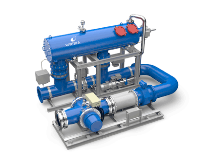 Wärtsilä AQUARIUS READY system