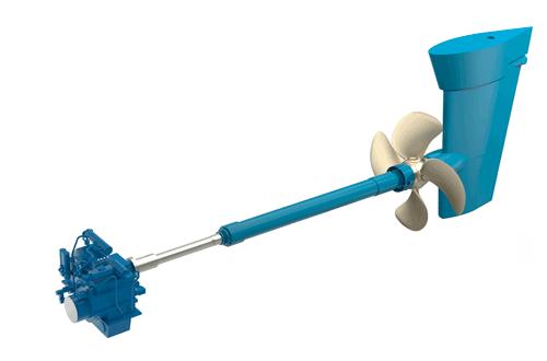 Wärtsilä introduces high efficiency Controllable Pitch Propeller system