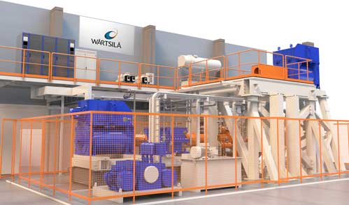 Wärtsilä Propulsion Test Center