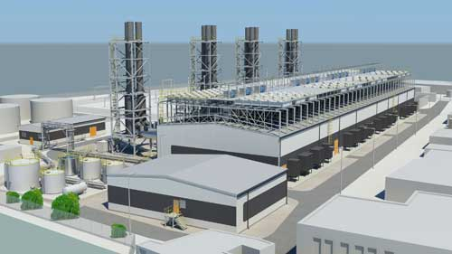 Wärtsilä receives order for major turnkey power plant project from Indonesia