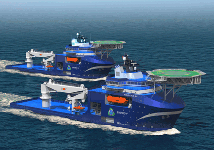 Wärtsilä signs long-term maintenance agreement to support Harvey Gulf's LNG offshore supply vessels