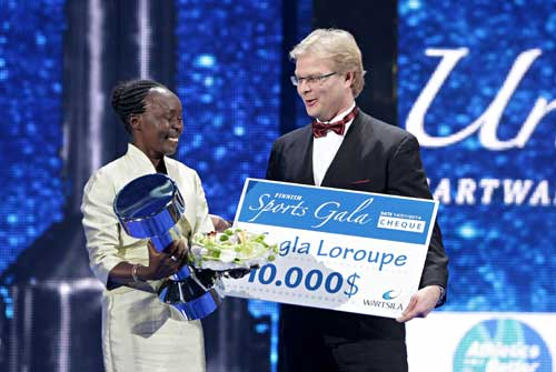 Wärtsilä supports Tegla Loroupe Peace Foundation´s orphanage in Kenya