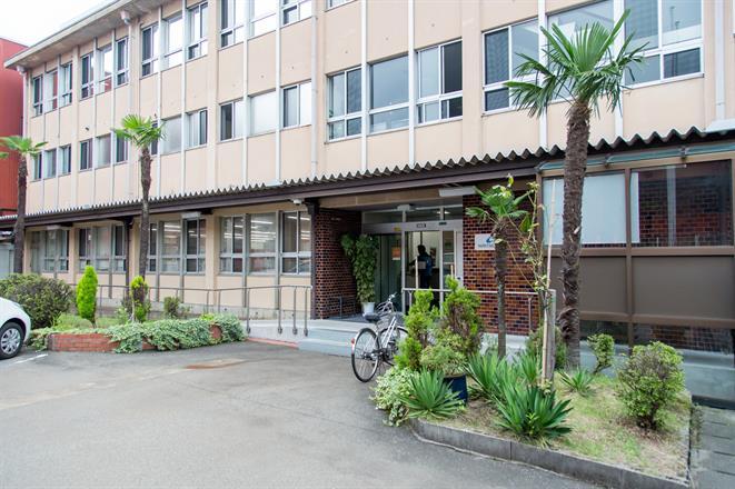 Wärtsilä Toyama Factory