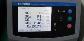 배기가스측정