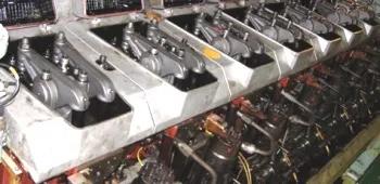 4행정-엔진정비작업