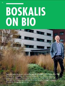 Boskalis on bio article