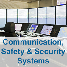 Communication, Safety and Security Systems