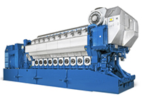 Engines and Generating Sets