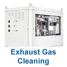Exhaust Gas Cleaning
