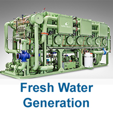 Fresh Water Generation