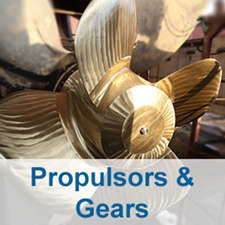 Propulsors and Gears